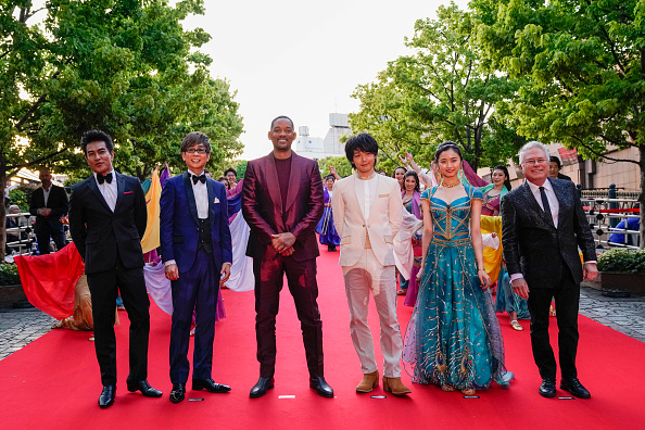 Aladdin - 2019 Film「'Aladdin' Japan Premiere - Tokyo Parade」:写真・画像(12)[壁紙.com]