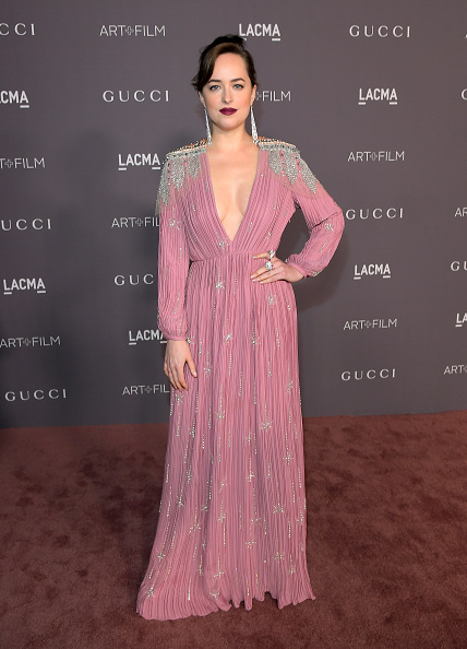 祝賀式典「2017 LACMA Art + Film Gala Honoring Mark Bradford And George Lucas Presented By Gucci - Red Carpet」:写真・画像(13)[壁紙.com]