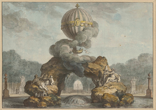 Painted Image「Project Of A Fountain Decoration With A Charlière」:写真・画像(12)[壁紙.com]