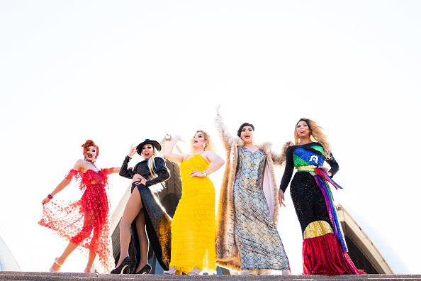 Individuality「Sydney Gay and Lesbian Mardi Gras WorldPride Bid Launch」:写真・画像(9)[壁紙.com]