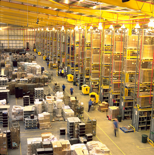 新しい「Inside view of Boots warehouse, Nottingham, England」:写真・画像(15)[壁紙.com]