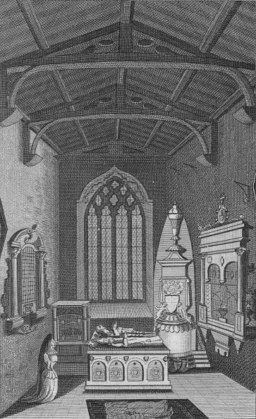 Ceiling「Inside View Of Unions Chapel In Faringdon Church 1」:写真・画像(5)[壁紙.com]