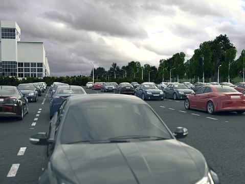 Car Dealership「Car Plant」:スマホ壁紙(1)