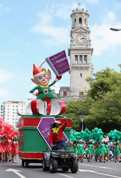 Elf「Santa Parade In Auckland」:写真・画像(9)[壁紙.com]
