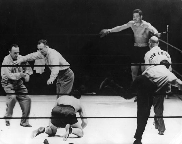 Boxer Joe Louis「Boxing: Heavyweight Bout」:写真・画像(5)[壁紙.com]