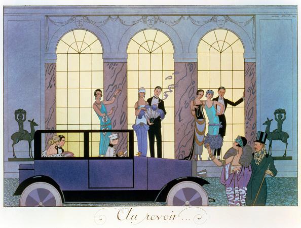 アールデコ「Au Revoir' 1920」:写真・画像(10)[壁紙.com]