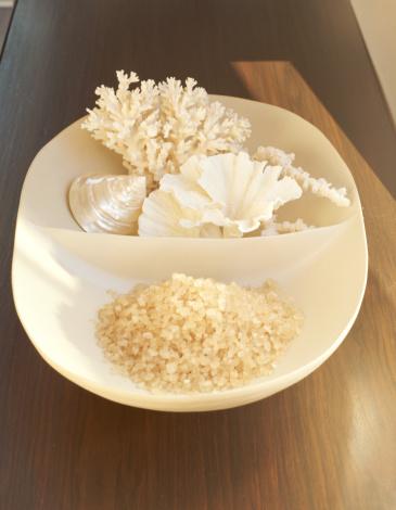 サンゴ「decorative bowl with seashells and coral」:スマホ壁紙(3)