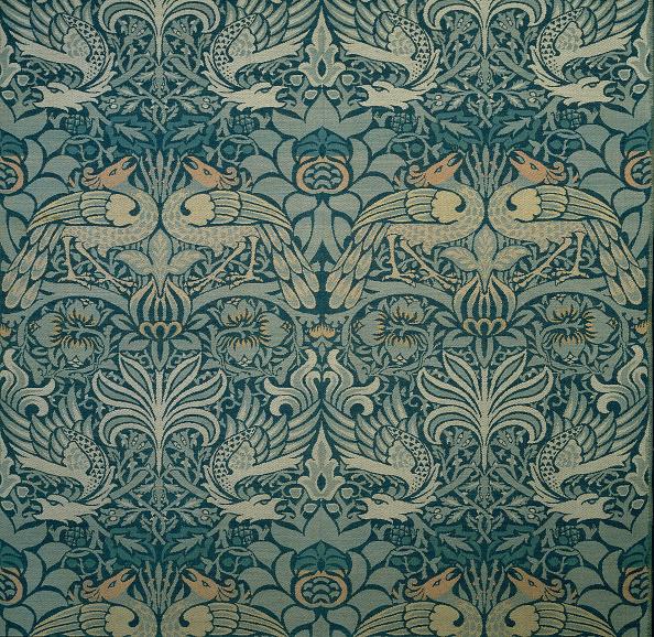 Art Nouveau「Decorative Fabric」:写真・画像(15)[壁紙.com]