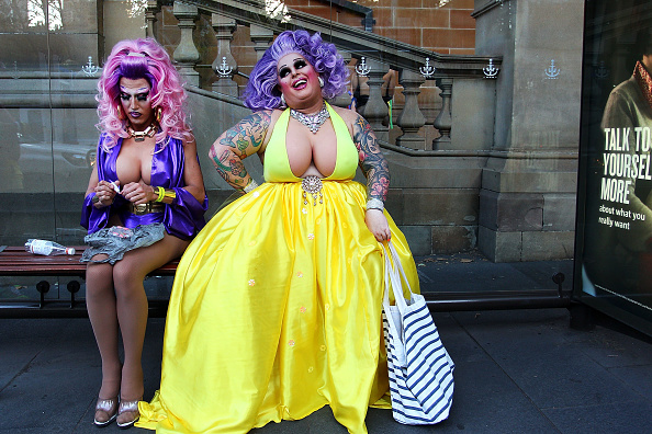 Lisa Maree Williams「Sydney Celebrates 40th Annual Sydney Gay & Lesbian Mardi Gras Parade」:写真・画像(5)[壁紙.com]