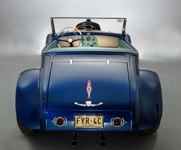 Hot Rod Car「Coffee Grinder 1930 Ford A Custom Car」:写真・画像(15)[壁紙.com]