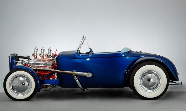 Hot Rod Car「Coffee Grinder 1930 Ford A Custom Car」:写真・画像(2)[壁紙.com]