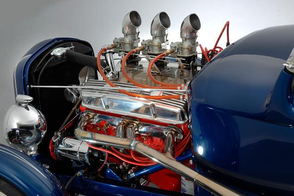 Hot Rod Car「Coffee Grinder 1930 Ford A Custom Car」:写真・画像(9)[壁紙.com]