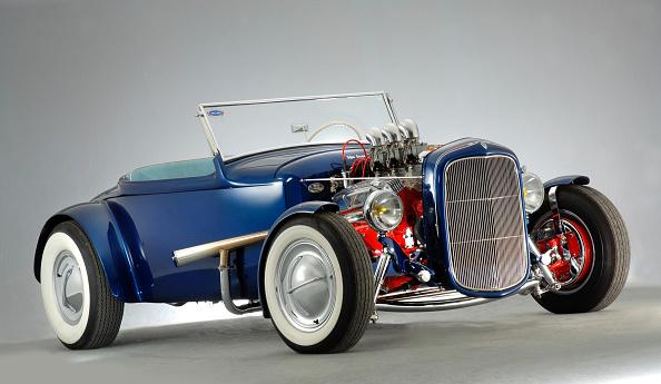Hot Rod Car「Coffee Grinder 1930 Ford A Custom Car」:写真・画像(18)[壁紙.com]