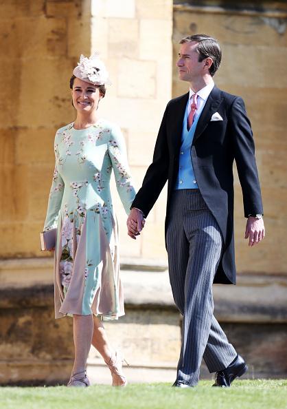 到着「Prince Harry Marries Ms. Meghan Markle - Windsor Castle」:写真・画像(6)[壁紙.com]