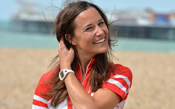 Pippa Middleton「Pippa Middleton Finishes London To Brighton Bike Ride For British Heart Foundation」:写真・画像(3)[壁紙.com]