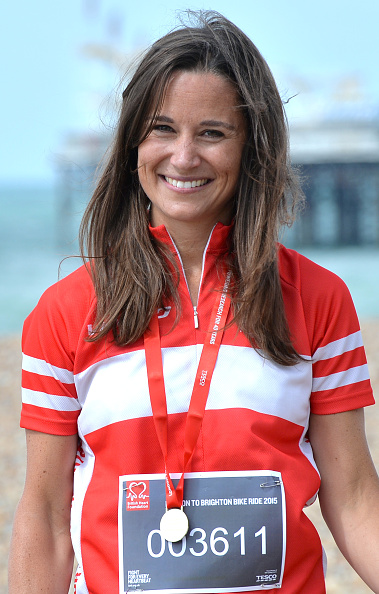 Looking At Camera「Pippa Middleton Finishes London To Brighton Bike Ride For British Heart Foundation」:写真・画像(13)[壁紙.com]