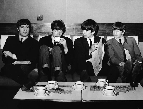 Resting「Beatles Coffee Break」:写真・画像(5)[壁紙.com]