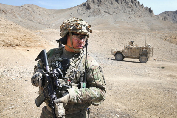 Daniel Gi「U.S. Soldiers Continue Patrols Outside FOB Shank In Afghanistan」:写真・画像(6)[壁紙.com]
