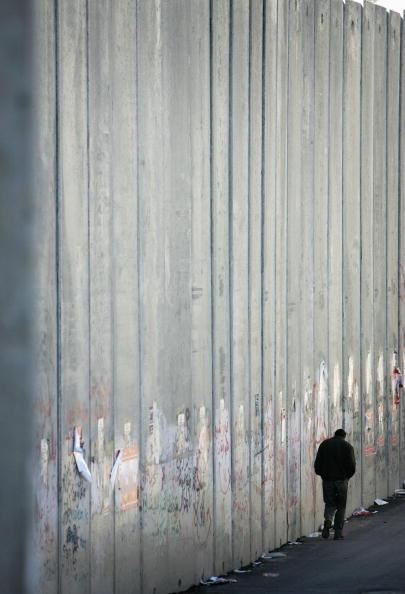 1人「Palestinians Prepare For Presidential Elections」:写真・画像(1)[壁紙.com]