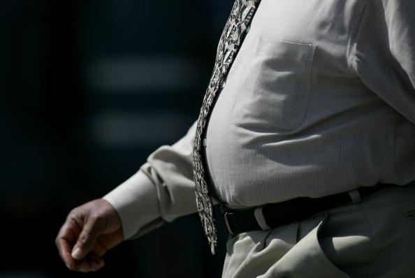 Men「Obesity Epidemic Hits California」:写真・画像(5)[壁紙.com]