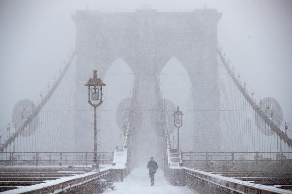 Snow「Massive Snowstorm Brings Up To Foot Of Snow To Large Swath Of Northeast」:写真・画像(1)[壁紙.com]