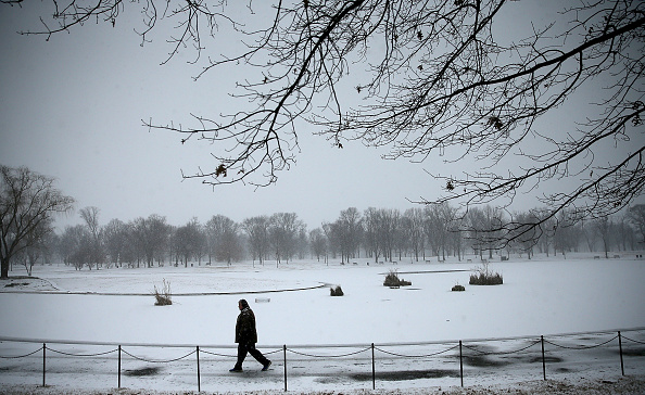 2016 Winter Storm Jonas「Mid Atlantic States Prepare For Large Snow Storm」:写真・画像(14)[壁紙.com]