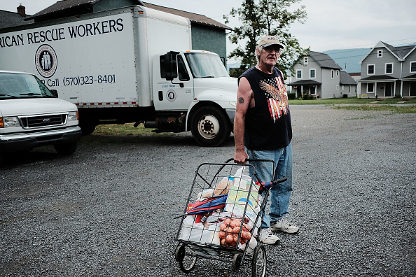 USA「Small Central Pennsylvania Town Plagued By Poverty And Opioid Addiction」:写真・画像(7)[壁紙.com]
