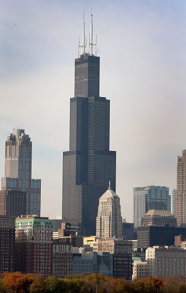 Skyscraper「Organization Meets To Settle Tallest Building Debate Between One World Trade And Willis Tower」:写真・画像(9)[壁紙.com]