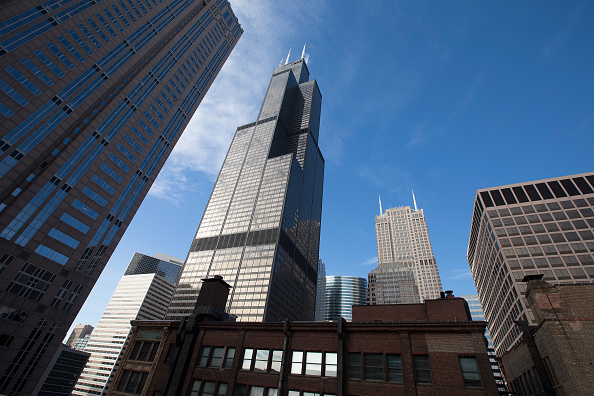 Urban Skyline「Chicago's Famed Willis Tower, Formerly Sears Tower, Up For Sale」:写真・画像(8)[壁紙.com]