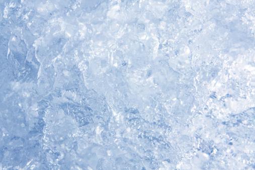 十二月「Full frame ice background」:スマホ壁紙(7)