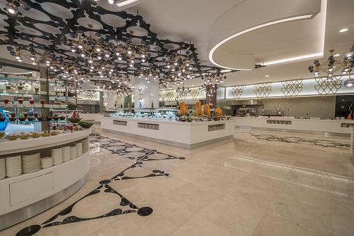 Buffet「Full frame Luxury hotel Buffet」:スマホ壁紙(0)