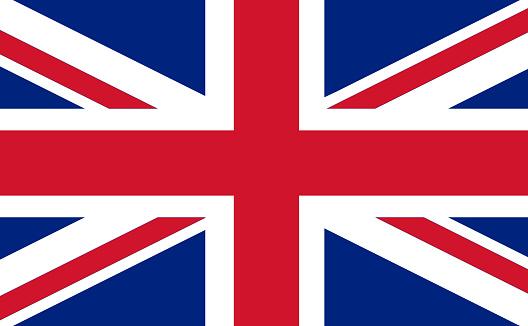 ユニオンジャック「フルフレームの画像の英国国旗」:スマホ壁紙(4)