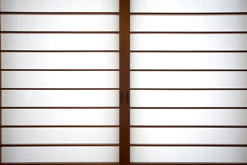 Shoji「Full Frame View of Traditional Shoji Sliding Doors」:スマホ壁紙(19)