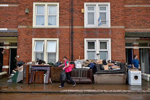 Belongings「Cumbria Counts The Cost Of Flood Damage As The Water Begins To Recede」:写真・画像(8)[壁紙.com]
