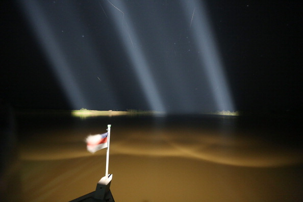 Mario Tama「Riverboats Ferry Passengers And Cargo Through Brazilian Amazon」:写真・画像(4)[壁紙.com]