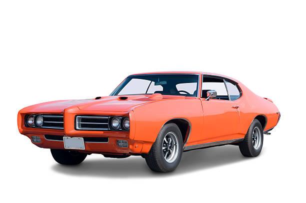 Pontiac GTO 1969:スマホ壁紙(壁紙.com)