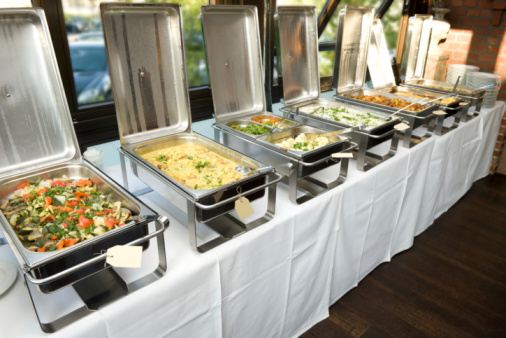 Buffet「Catering food at a wedding party」:スマホ壁紙(10)