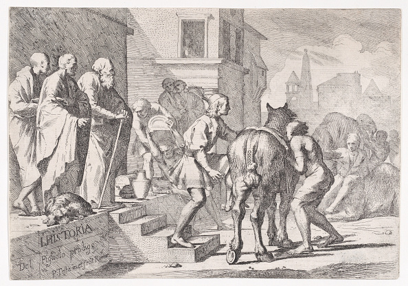 Etching「The Departure Of The Prodigal Son」:写真・画像(6)[壁紙.com]