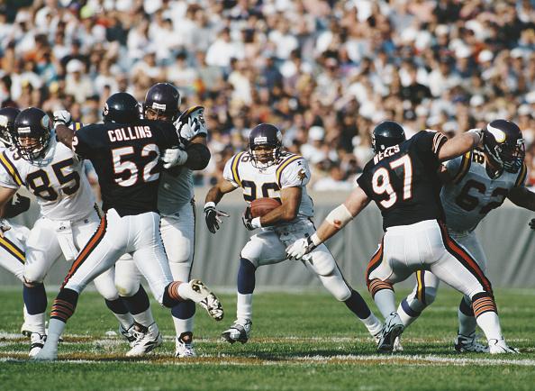 1998「Minnesota Vikings vs Chicago Bears」:写真・画像(8)[壁紙.com]