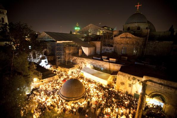 Spirituality「Ethiopian Orthodox Celebrate Holy Fire Ceremony」:写真・画像(10)[壁紙.com]