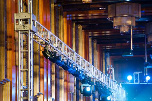 Music Festival「Stage Light-Lighting Equipment」:スマホ壁紙(14)