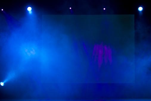 Back Lit「Stage lightshow」:スマホ壁紙(19)