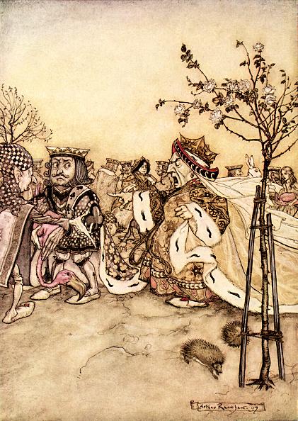 ハリネズミ「Alice s Adventures in Wonderland by Lewi」:写真・画像(18)[壁紙.com]