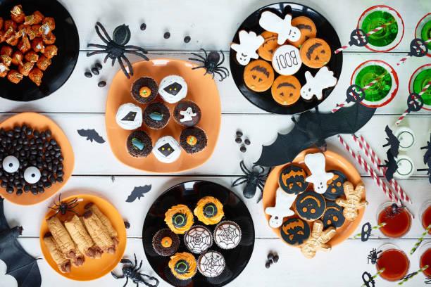 Halloween candy bar:スマホ壁紙(壁紙.com)