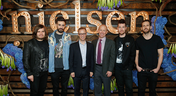 Place of Work「Nielsen Hosts Pre-GRAMMY Celebration Connecting Media Brands And Entertainment」:写真・画像(15)[壁紙.com]