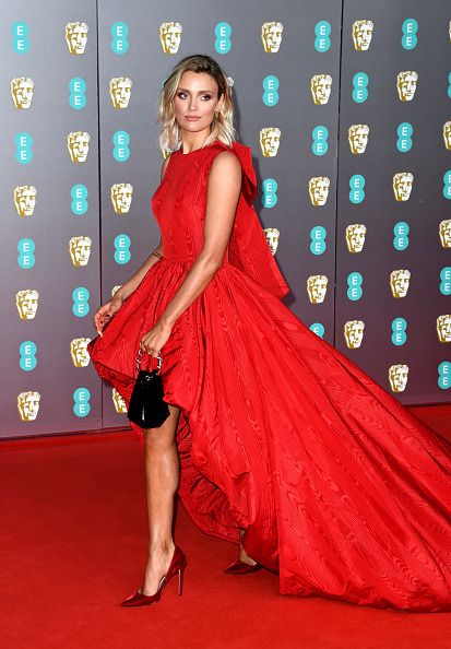 木目「EE British Academy Film Awards 2020 - Red Carpet Arrivals」:写真・画像(12)[壁紙.com]