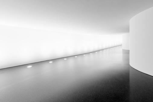 Tunnel「Futuristic Corridor」:スマホ壁紙(11)