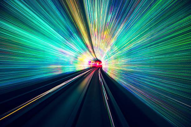 Futuristic railroad:スマホ壁紙(壁紙.com)