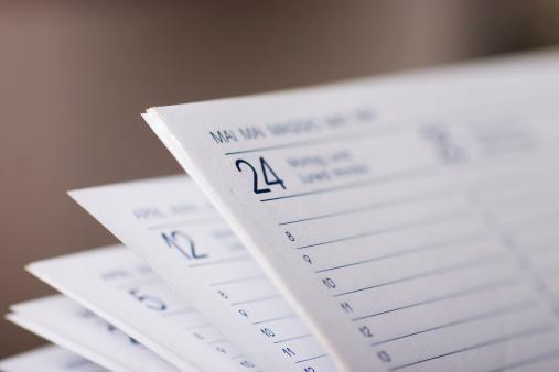 カレンダー「カレンダーページ」:スマホ壁紙(5)
