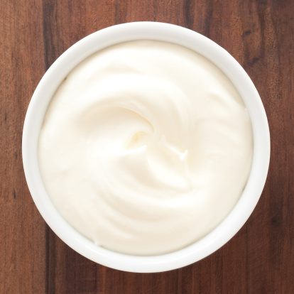 Swirl Pattern「Whipped cream」:スマホ壁紙(5)